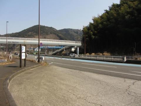 宇津ノ谷口橋