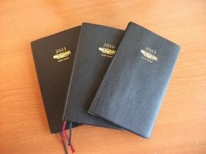 170401手帳3冊