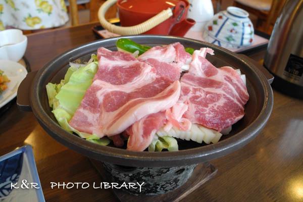 2016年4月30日大瀬崎夕食1