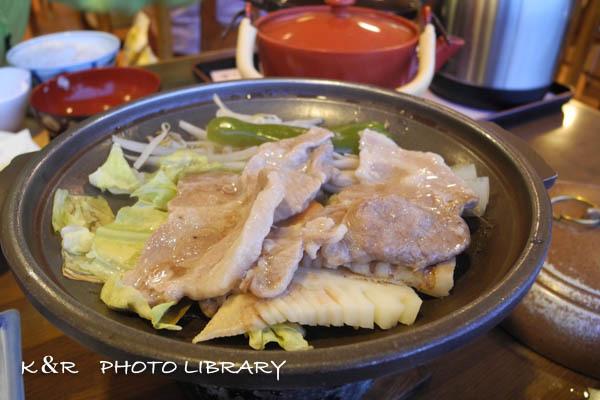 2016年4月30日大瀬崎夕食9