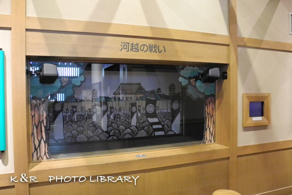 2016年5月5日小田原城歴史見聞館4