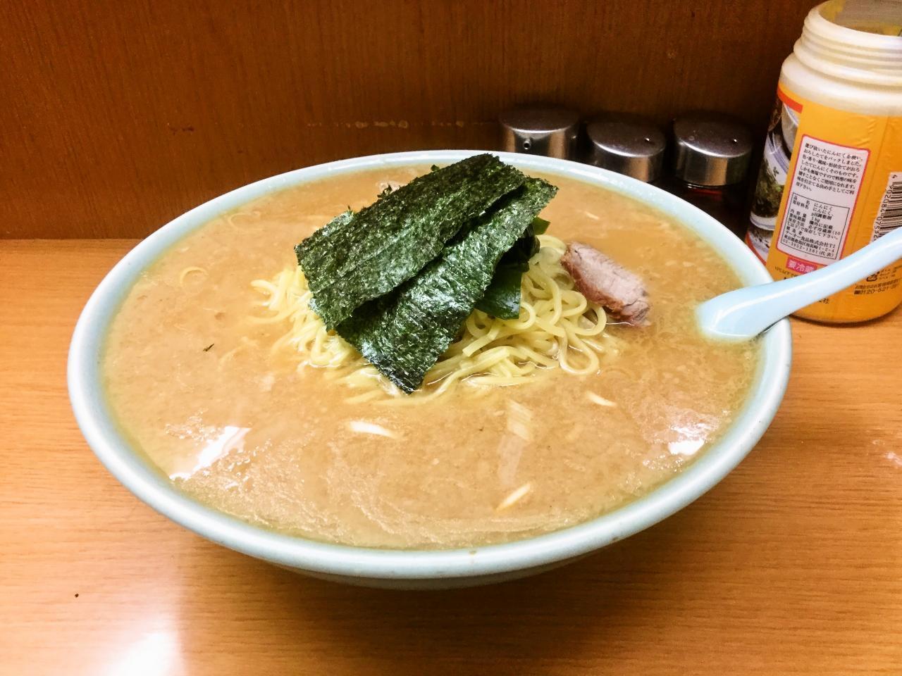 なかむらや(ジャンボラーメン)