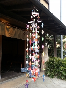 コンロラン北鎌倉つるし飾り
