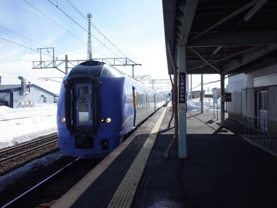 新旭川駅12