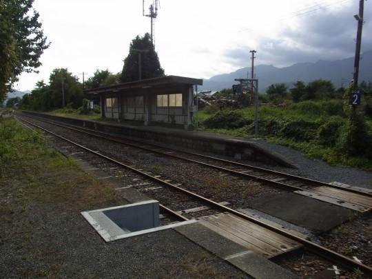 山部駅10