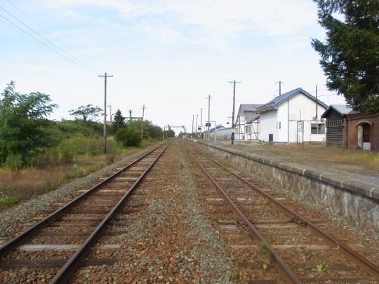 山部駅11