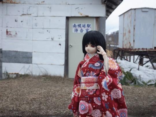 南幌延駅09