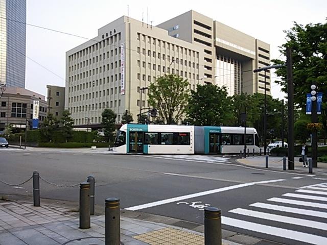 富山市電201605