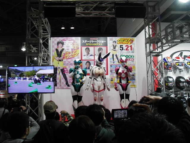 ロボットアイドル201703
