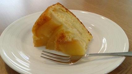 1リンゴケーキ4