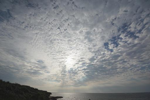 高積雲・東 DSC5896