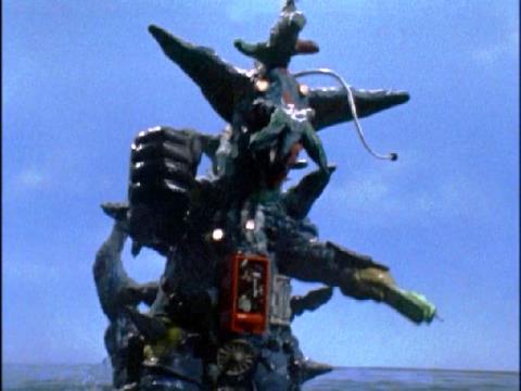 工作怪獣 ガゼラ
