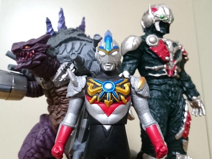 ウルトラ怪獣DX デアボリック4