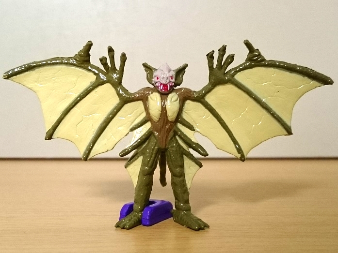 ウルトラマンティガ怪獣 ティガモンスター超全集 キュラノス