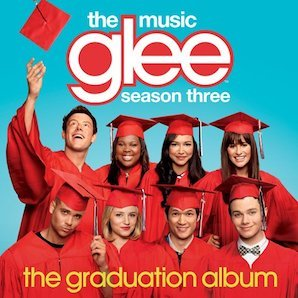 「GLEE THE MUSIC, THE GRADUATION ALBUM」