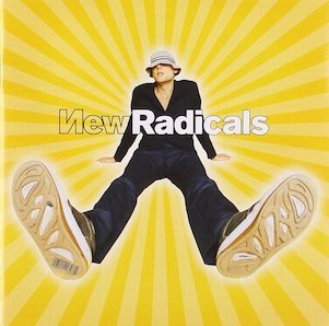 NEW RADICALS「MAYBE YOUVE BEEN BRAINWASHED TOO」