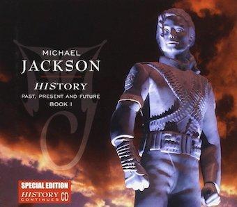 MICHAEL JACKSON「HISTORY」