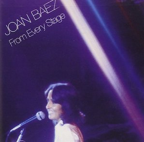 JOAN BAEZ「FROM EVERY STAGE」