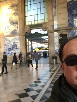 リスボン駅