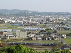 御坊探訪2017亀山城跡⑤
