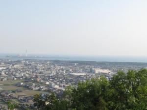御坊探訪2017亀山城跡⑦