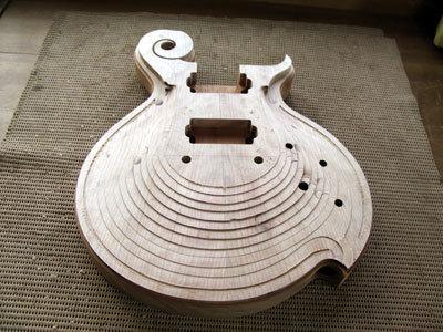 オリジナルギターオッキオ