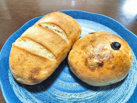 ザクロのパン