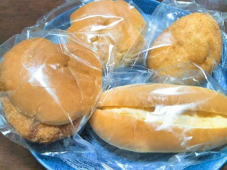木村やさんのパン