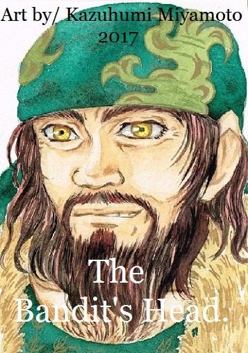 「天星神話」のメインキャラ、金虔大。パーツが多いけど描くのは楽しいキャラです。