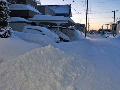 雪の朝0226