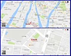 吉島公民館~地図