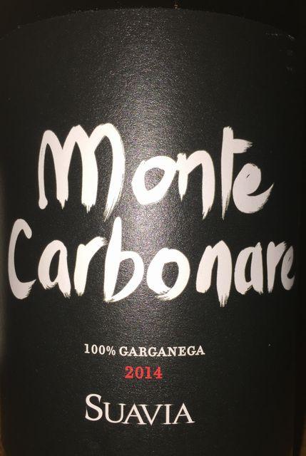 Monte Carbonare Soave Suavia 2014 part1