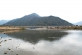 銚子川河口、便の山