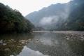 銚子川 キャンプ場上流