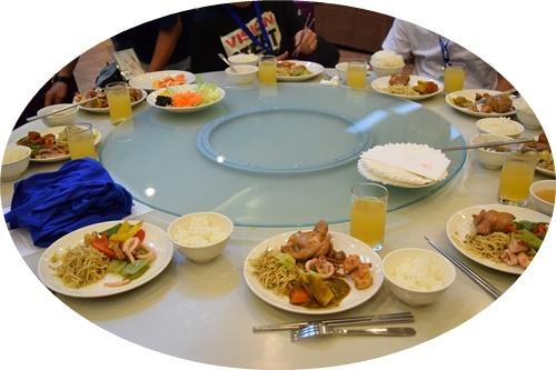 朝食①大)各自の食事DSC_0989