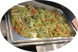 vaikinngu肉野菜炒め
