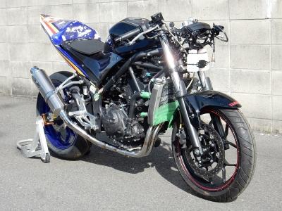 YZF-R25  JP仕様最終型 (1)