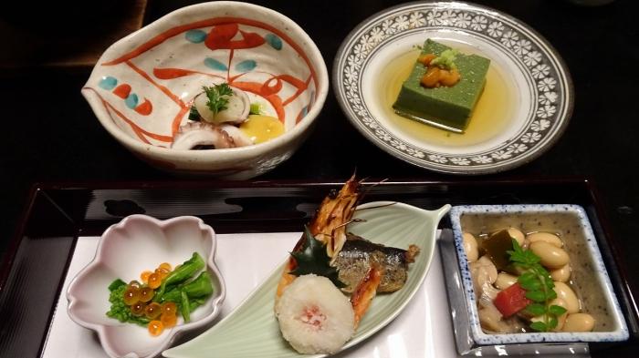 熱川館食事 (1)