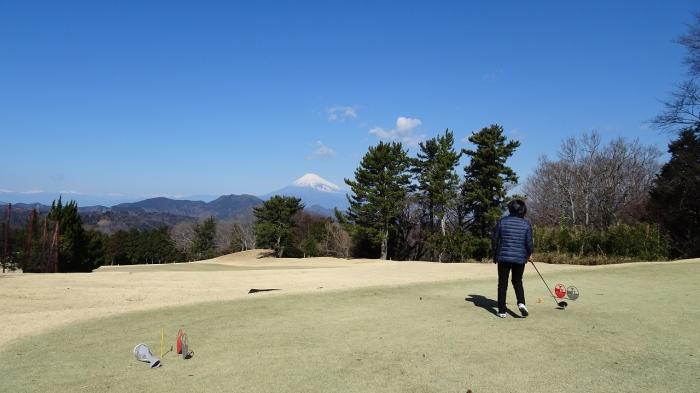 ゴルフ 修善寺