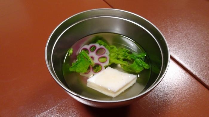 山翠楼食事 (2)