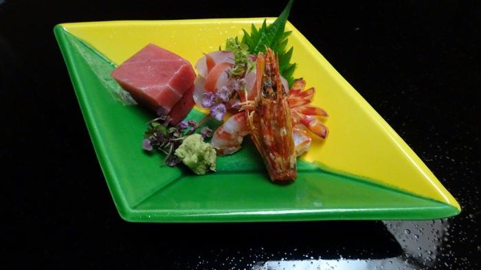 いちい亭食事 (4)