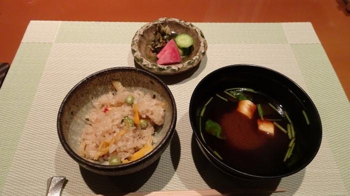 海のしょうげつ 食事 (12)
