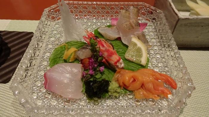 海のしょうげつ 食事 (5)