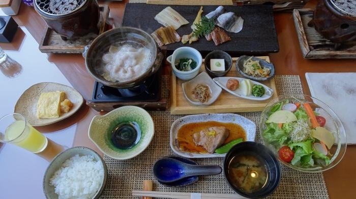 海のしょうげつ 食事 (15)
