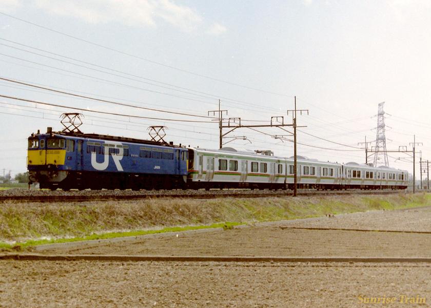 EF651059 E721系甲種