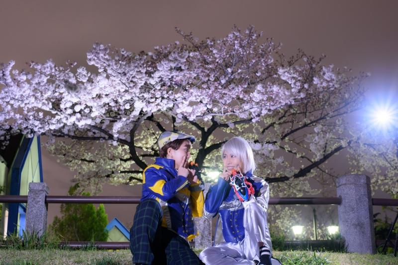 ナガスパ桜4