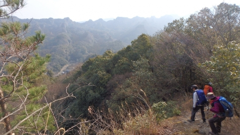 国東半島(両子山・中山仙境・熊野磨崖仏) 083