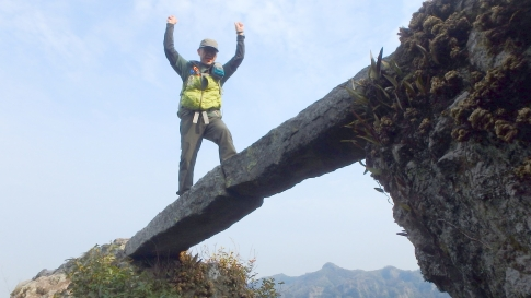 国東半島(両子山・中山仙境・熊野磨崖仏) 093-001