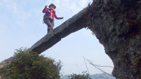 国東半島(両子山・中山仙境・熊野磨崖仏) 095-001