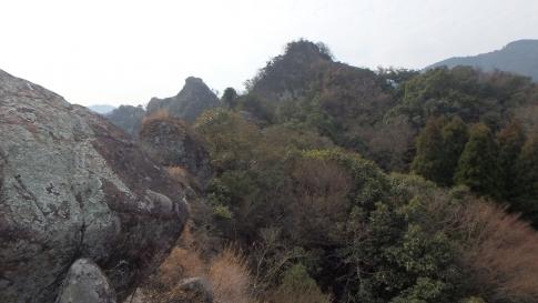 国東半島(両子山・中山仙境・熊野磨崖仏) 106